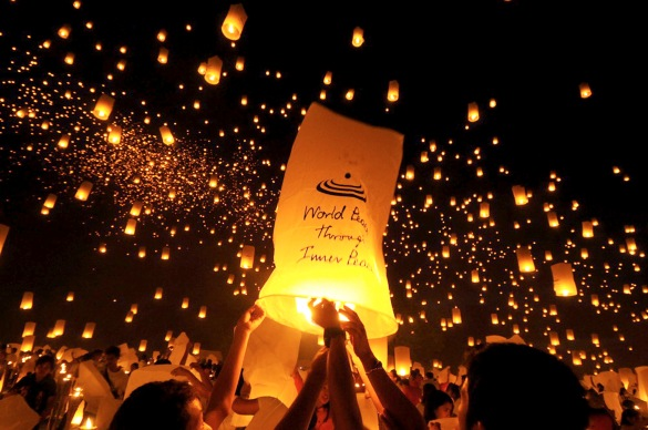 Philippines Lanterns Guinness Record